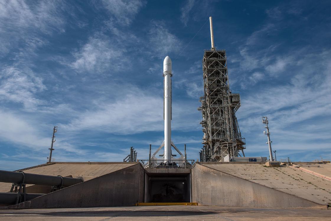 SpaceX Intelsat 35e Mission