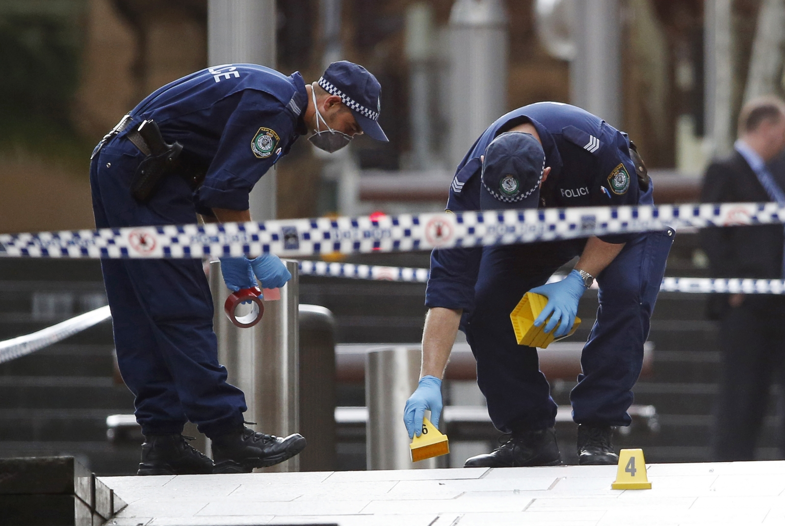 Trio to face court over NSW shooting