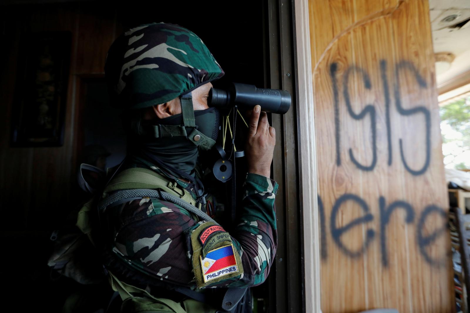 Marawi battle Philippines