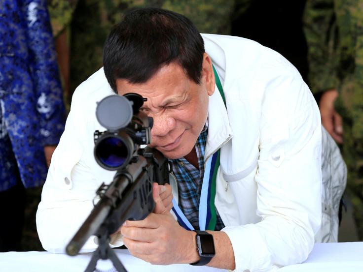 Duterte on Obama