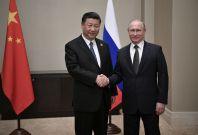 Xi Putin