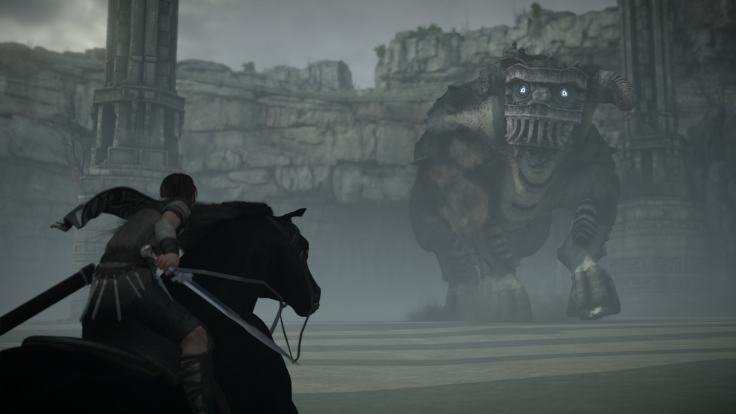 Shadow of the Colossus creator wants the upcoming PS4 remake to make