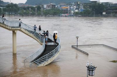 China floods