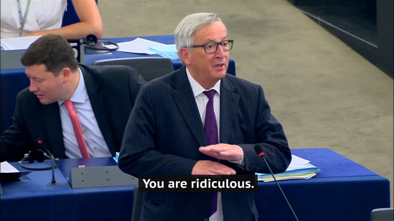 jean-claude-juncker-calls-european-parliament-ridiculous-after-small-number-of-meps-attend-debate