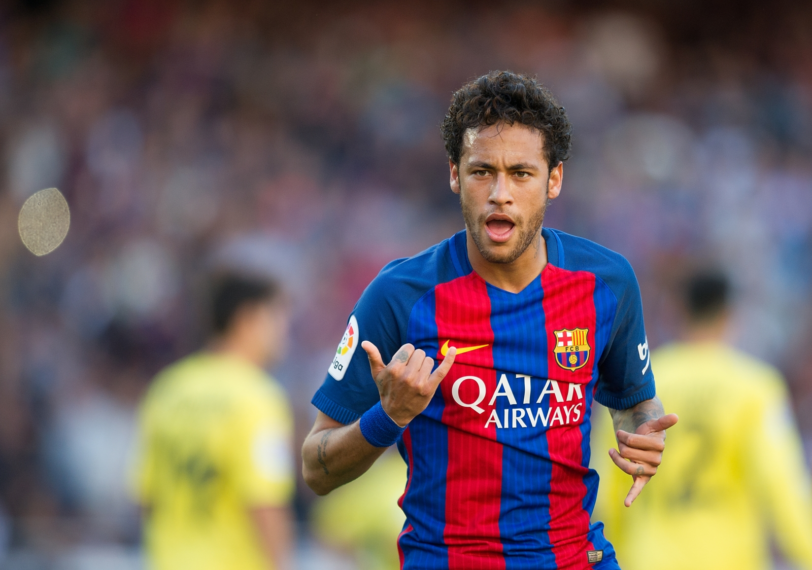 Neymar reveals he was embarrassed to talk to Lionel Messi
