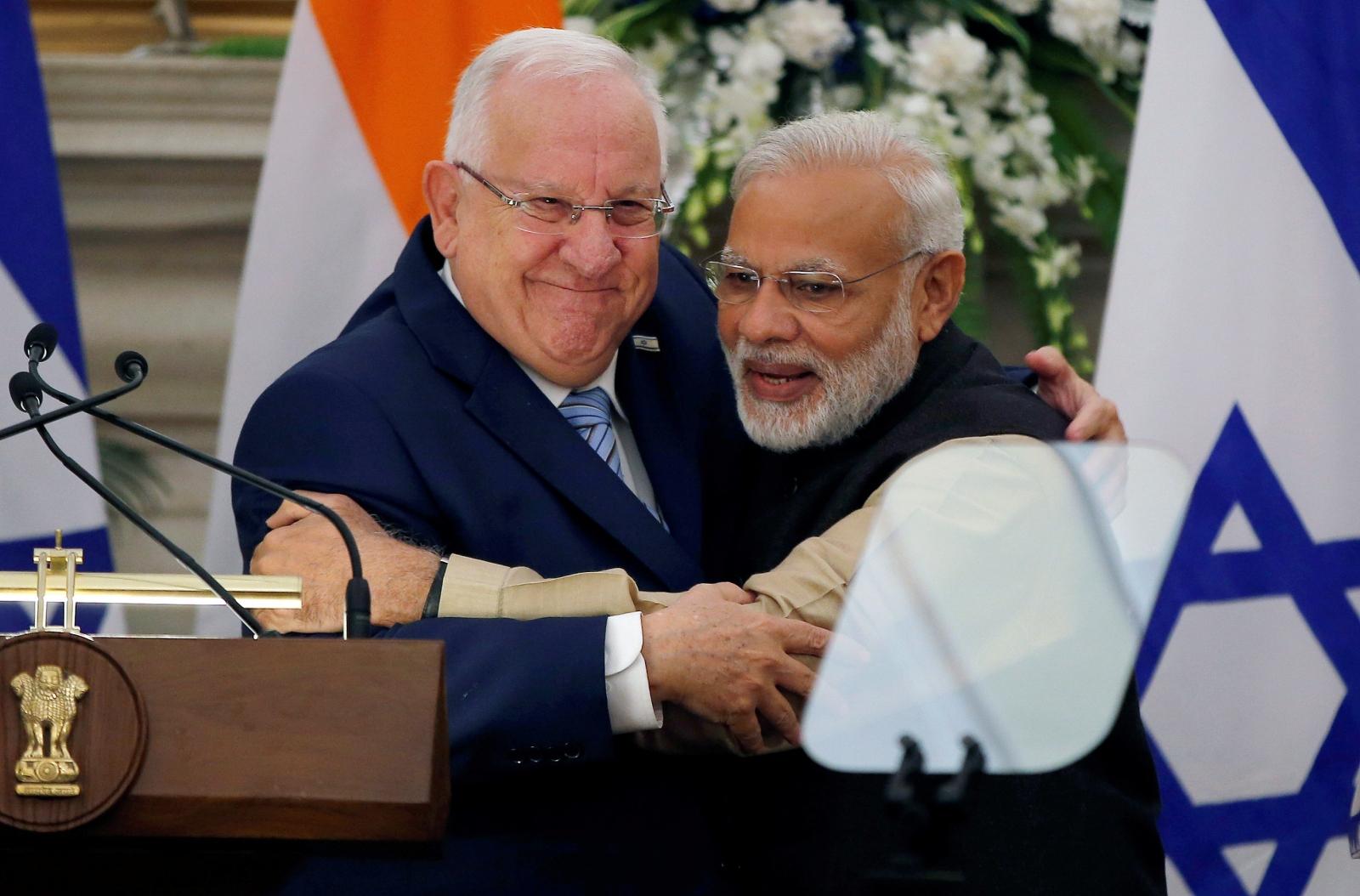 Modi Israel visit
