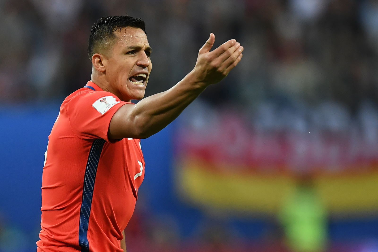 Alexis Sanchez will stay at Arsenal - Juan Luis