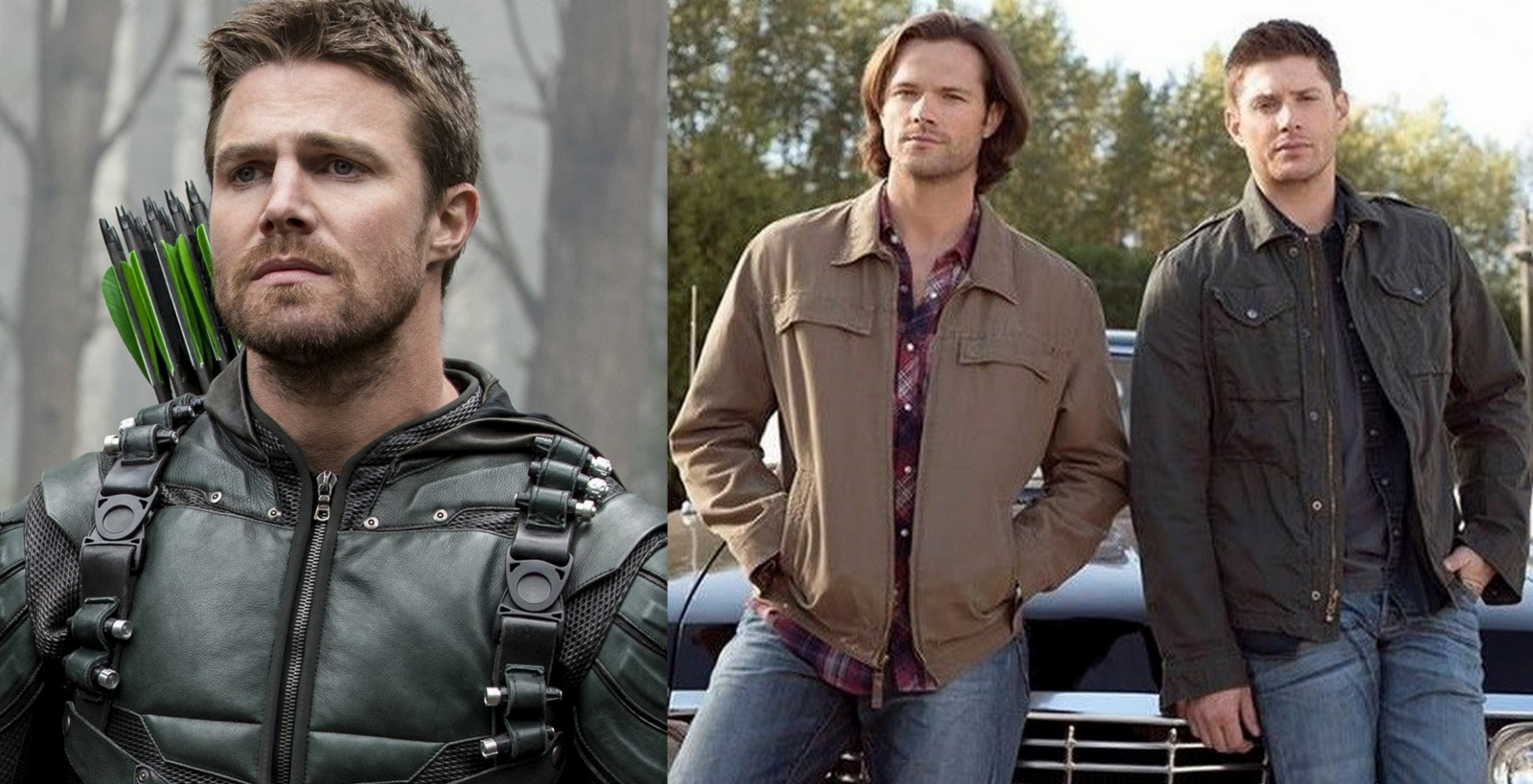 Arrow and Supernatural crossover