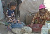 Civilians Fleeing Raqqa Face Dire Conditions