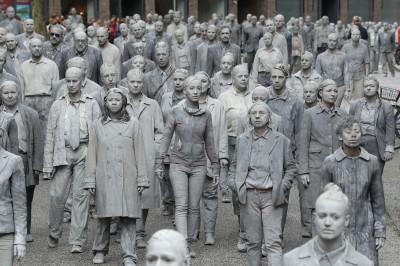 G20 zombies Hamburg