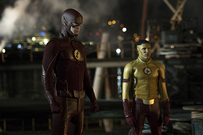 Title For The Flash Season Four Premiere Revealed