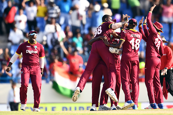 Gayle picked for one-off T20I against India at Sabina Park