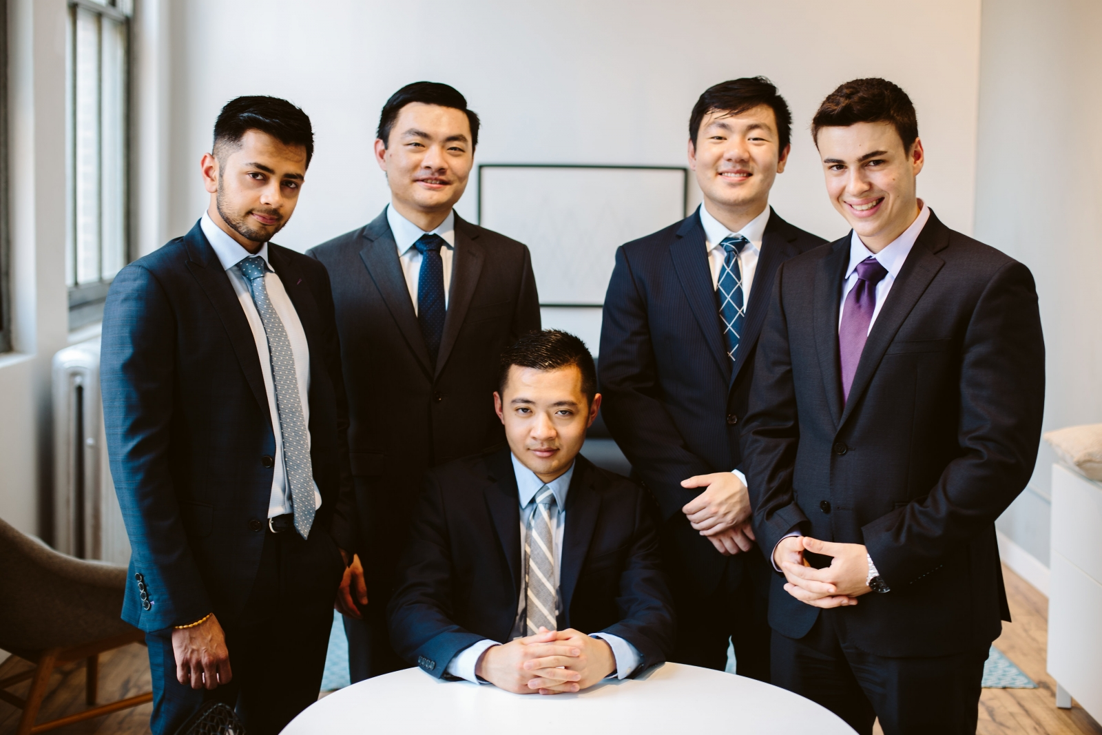 Mitchell Ng & Team Thessalus Capital
