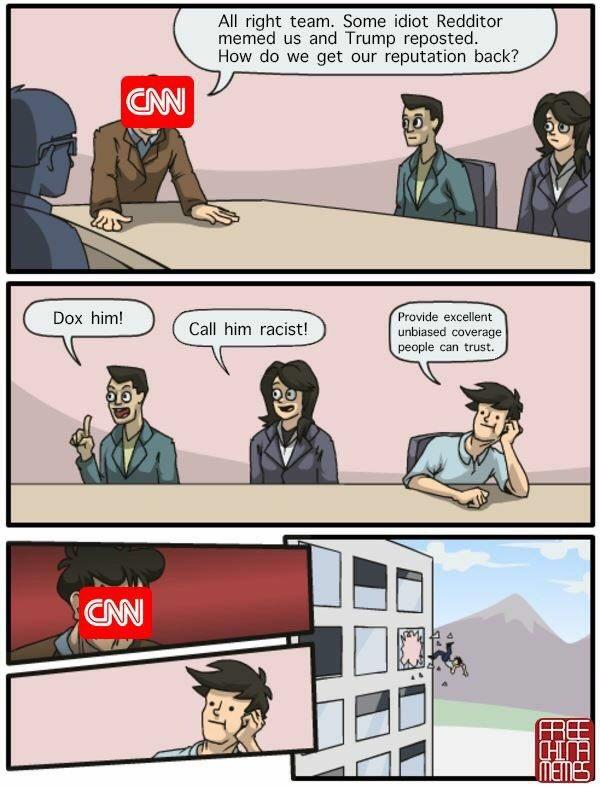 Anti-CNN comic