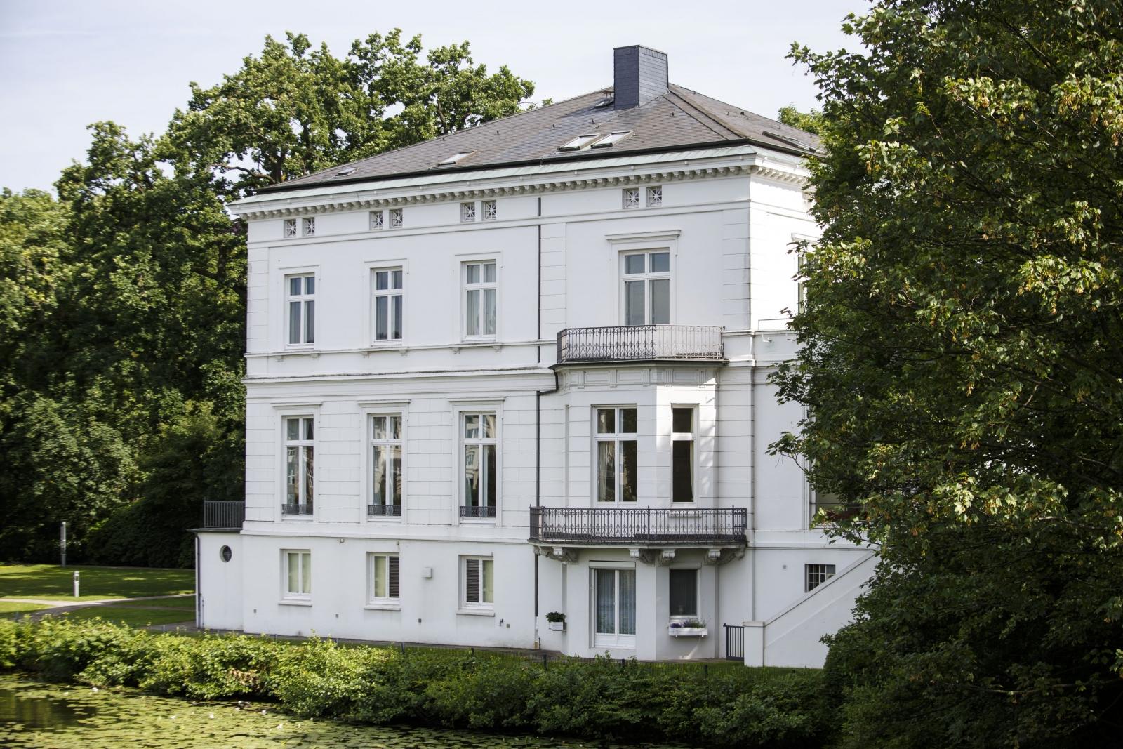 The guest house of the Hamburg senate