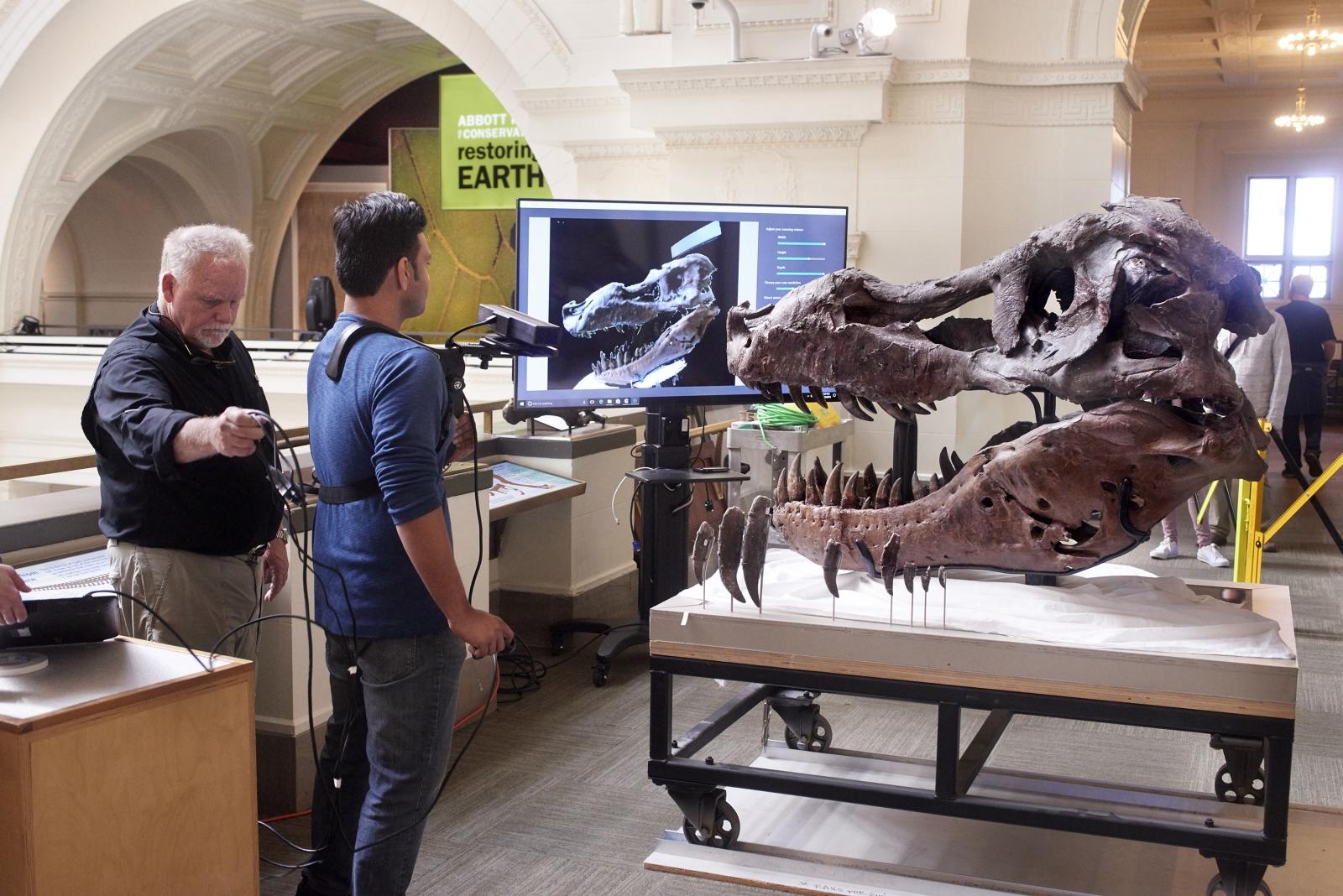 MIT Scanning T. Rex