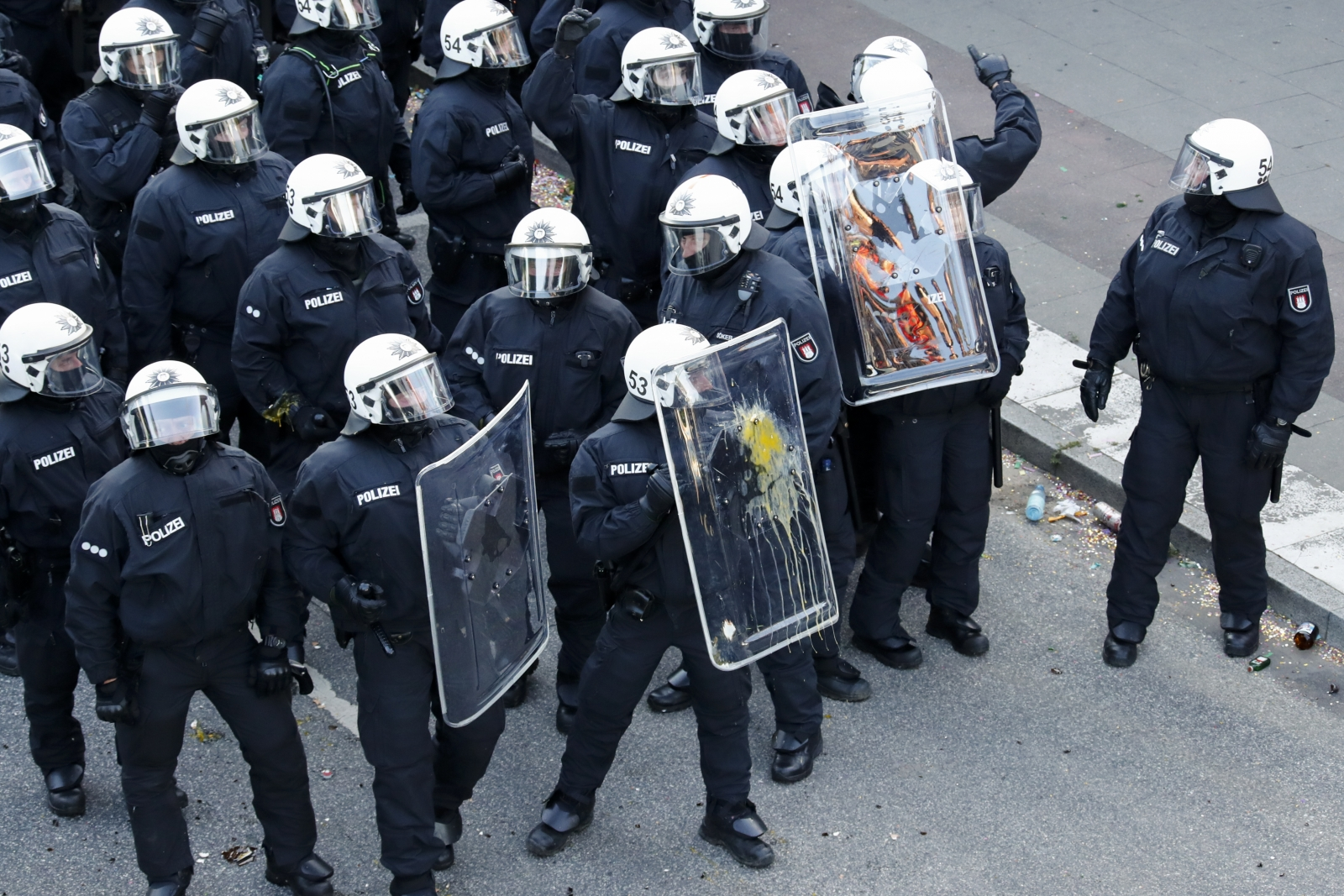 Hamburg riots
