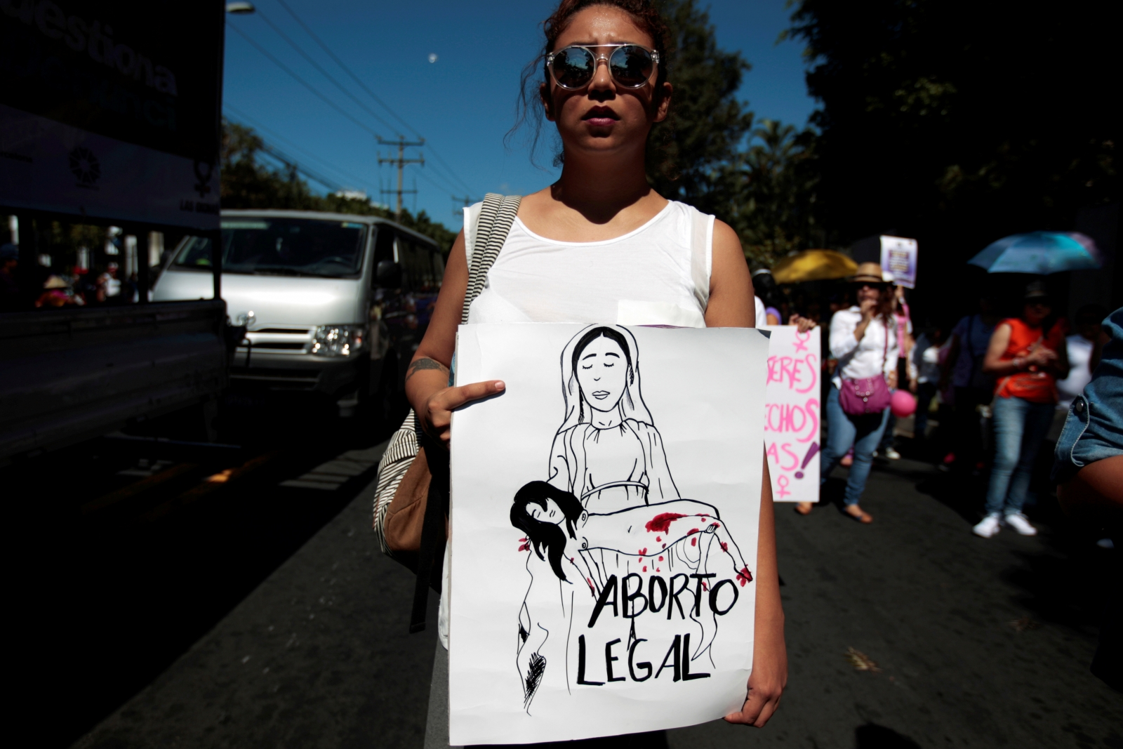 Teenager jailed in El Salvador after toilet stillbirth