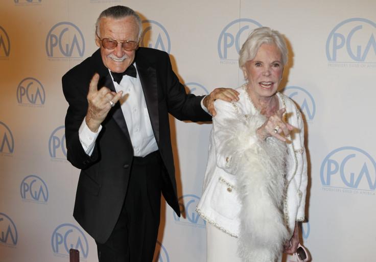 Stan Lee, Joan Lee
