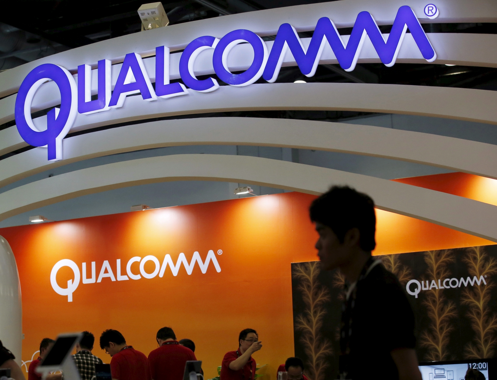 Qualcomm asks USA to ban iPhone imports