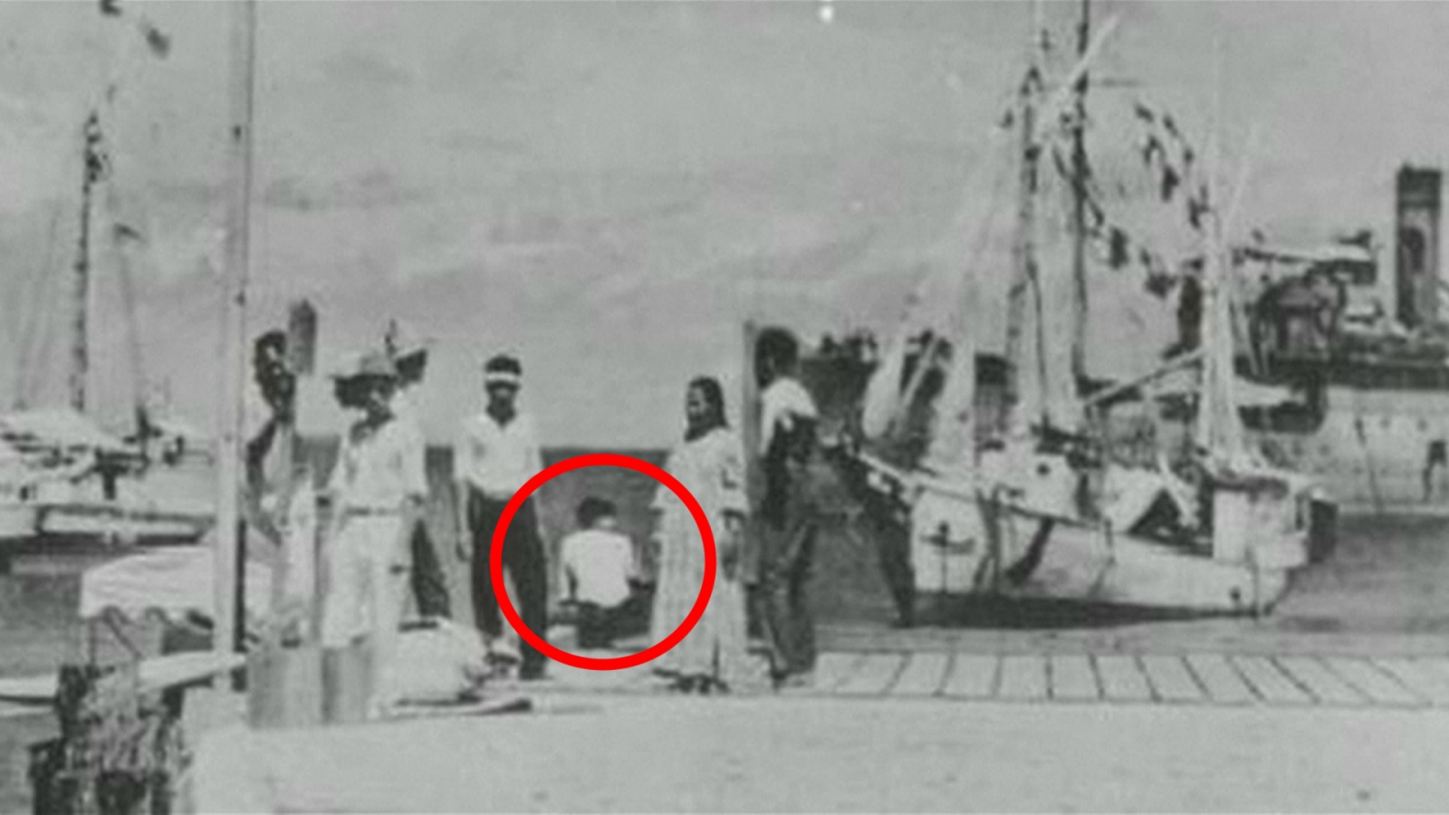 Never-before-seen Photograph Could Prove The Fate Of Vanishing Amelia Earhart