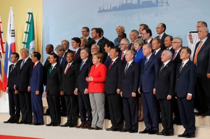World leaders G20