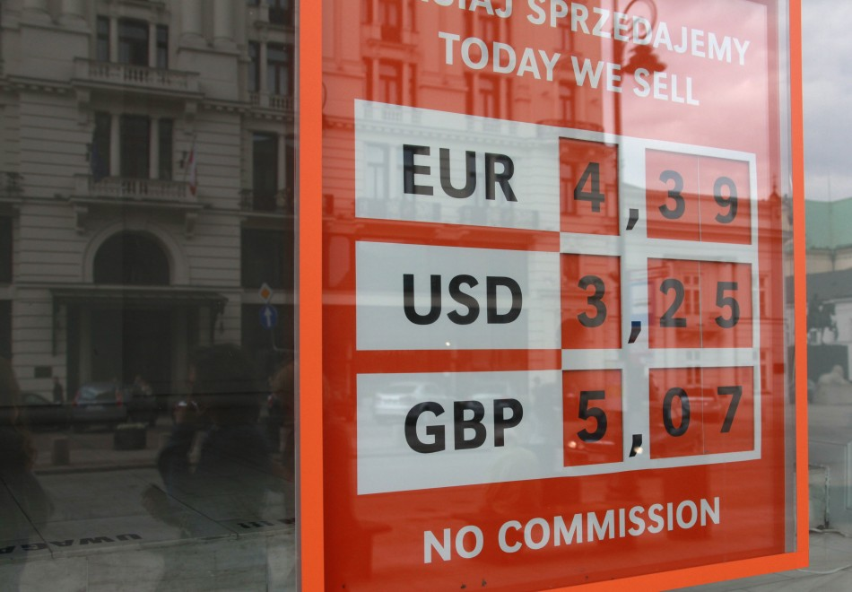 Currency Exchange Rip Off