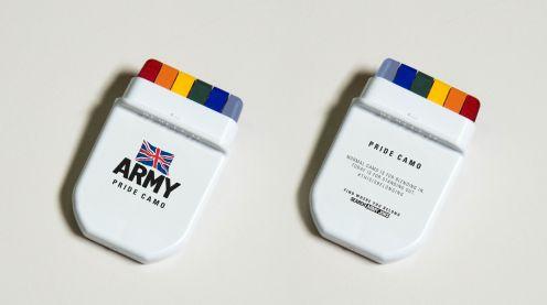 Army Pride camo cream