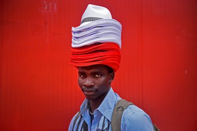 Pamplona hats