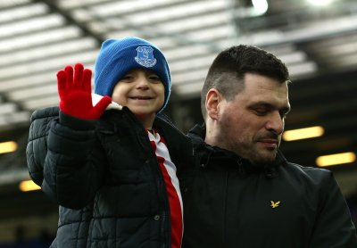 Bradley Lowerywith his Dad Carl