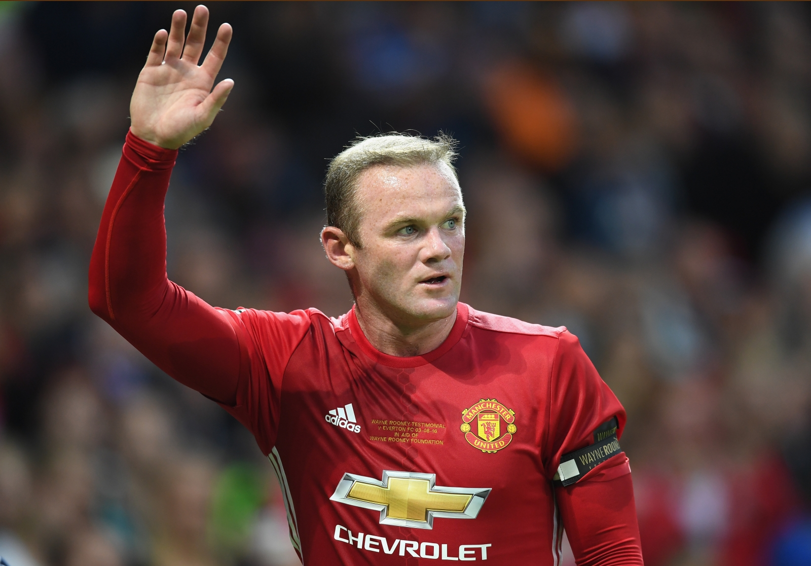 Manchester United forced to pay Wayne Rooney £15m as Everton return looms