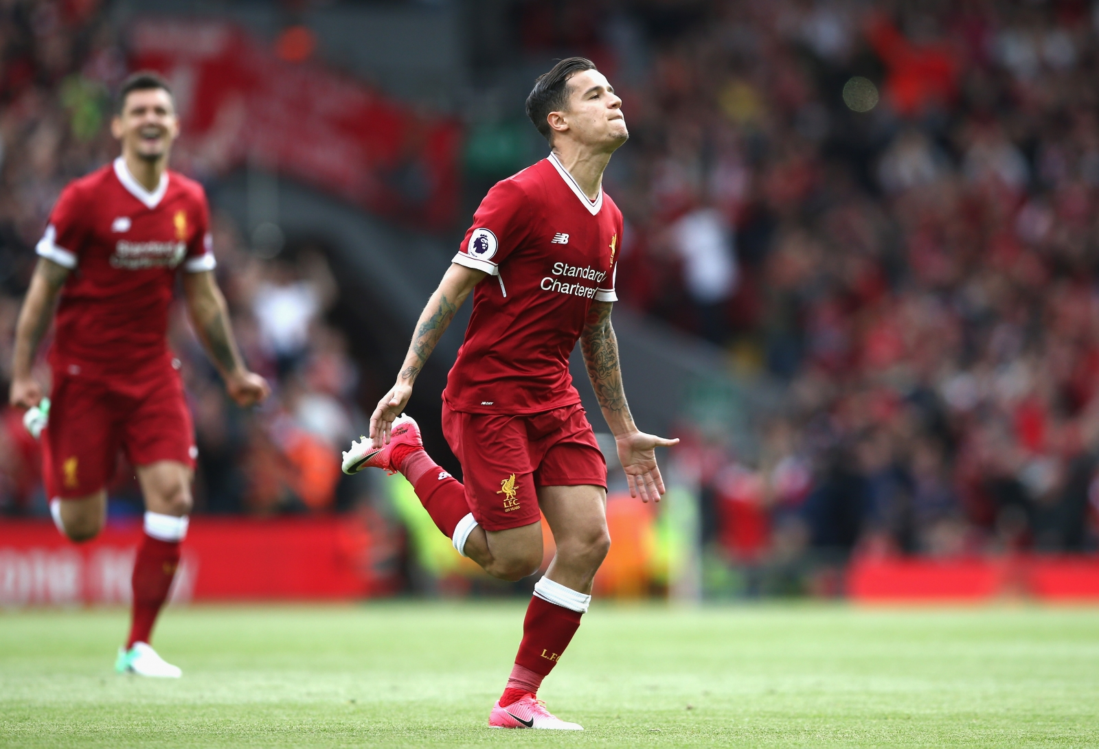 Liverpool Reject €100m Barcelona Bid For Philippe Coutinho