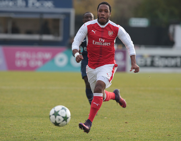 Wolfsburg bring in teenage Arsenal striker Kaylen Hinds