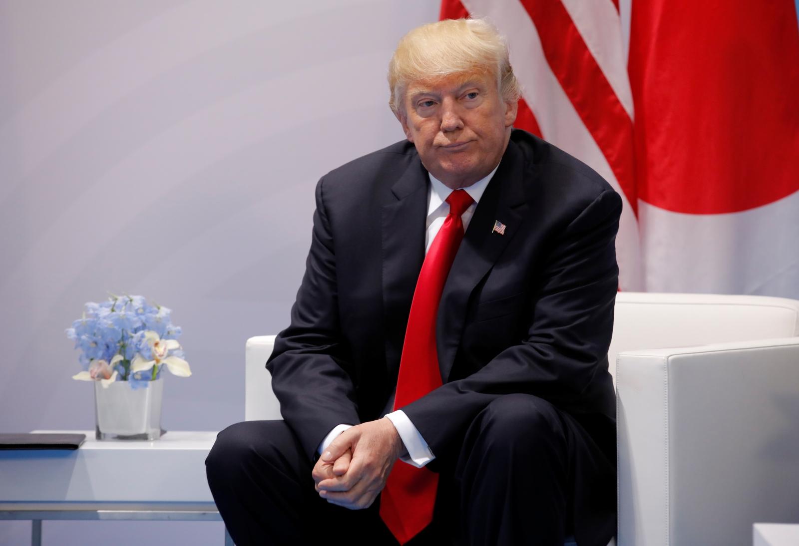 Trump g20