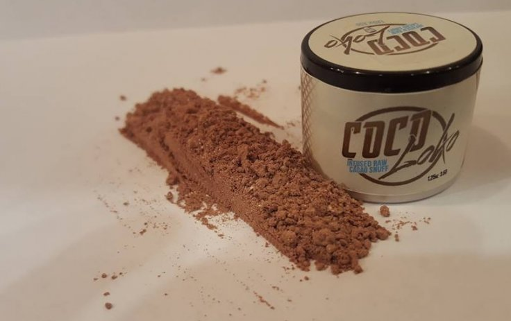Coco Loko snortable chocolate