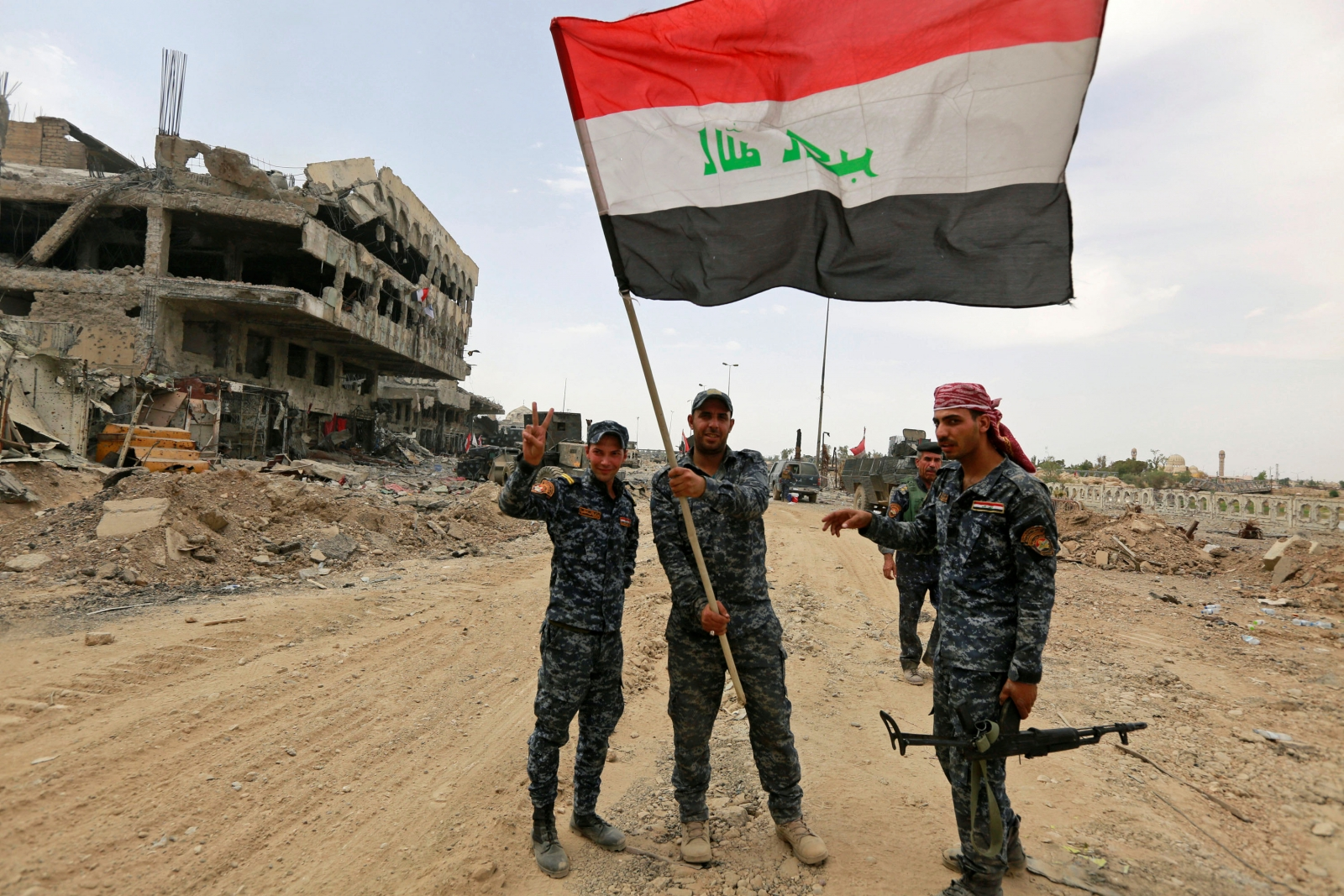 Mosul victory