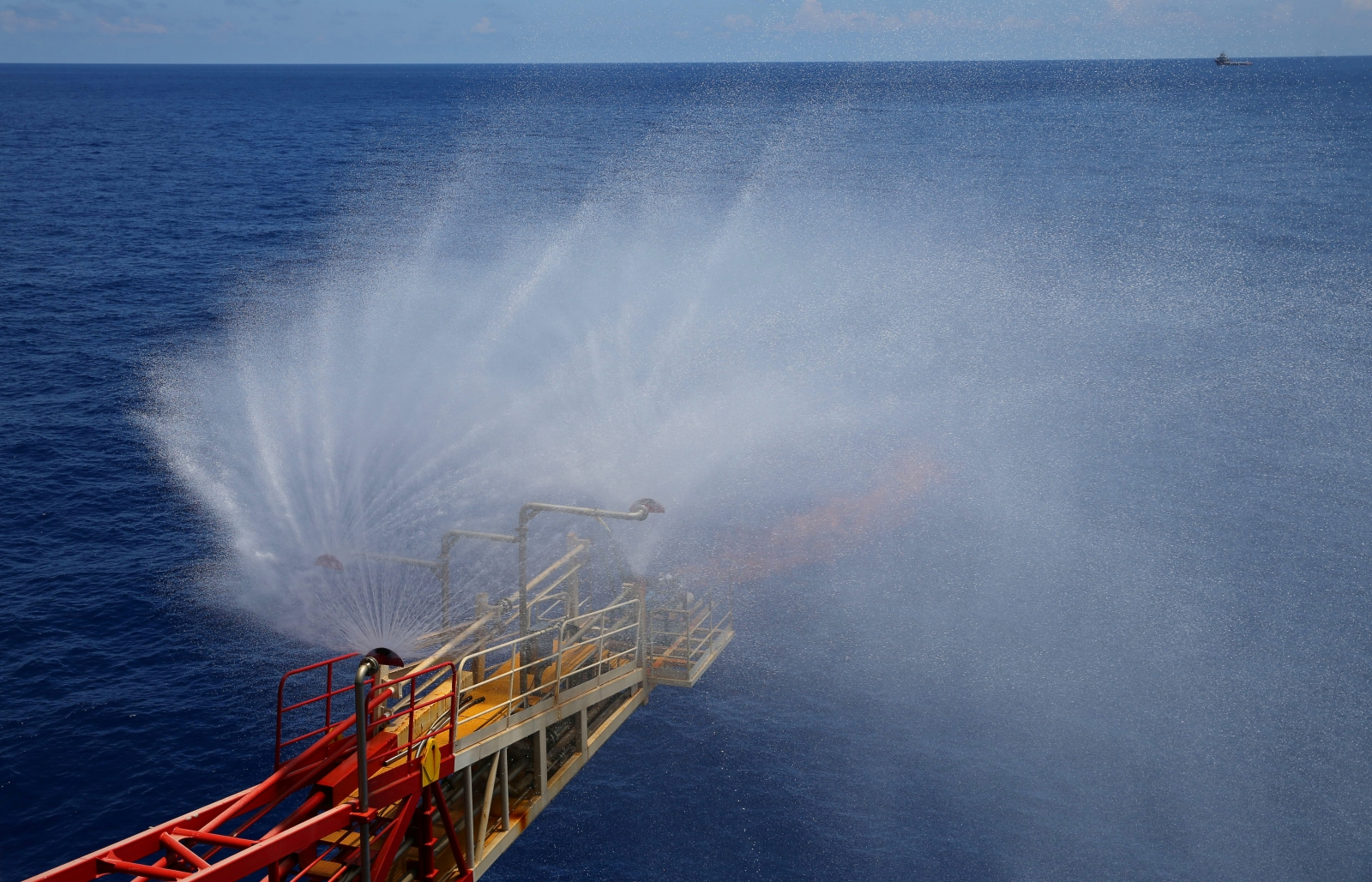 China combustible ice