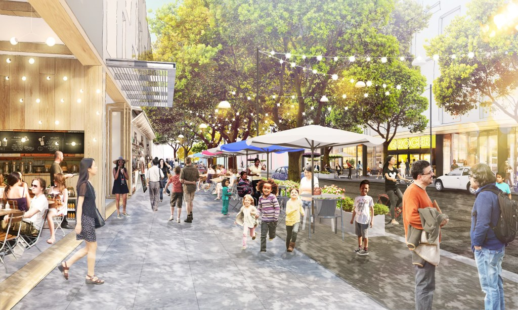 Facebook Wants To Build An IRL Town In San Francisco