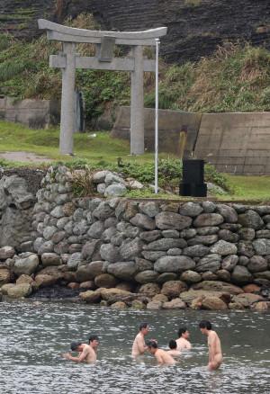 Okinoshima island