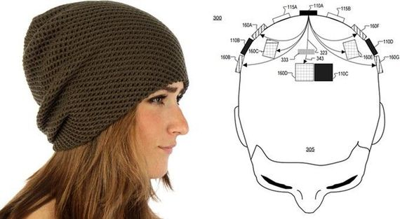 Openwater telepathic hat concept