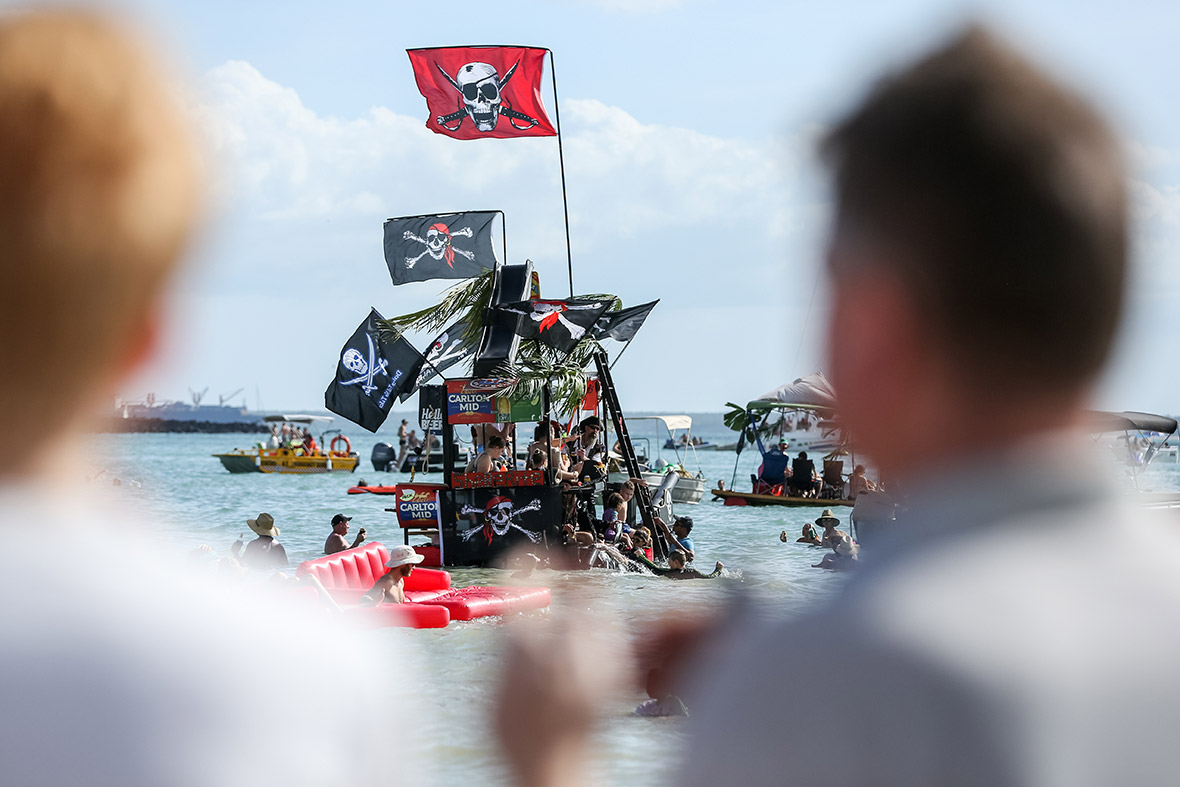 darwin beer can regatta australia