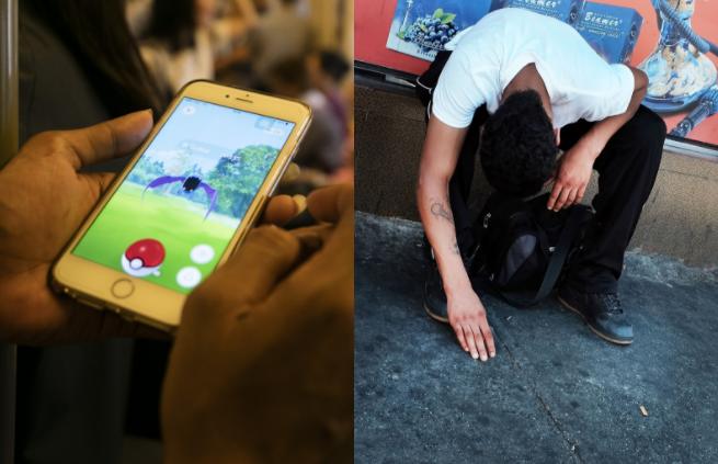 Homeless Pokemon Horsleth