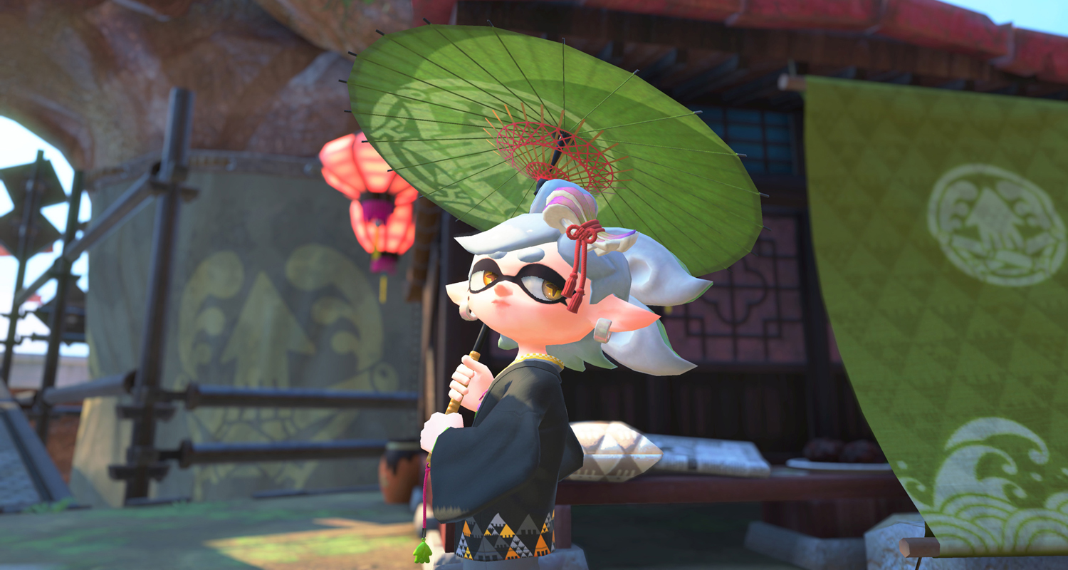 Splatoon 2 Single Player Marie