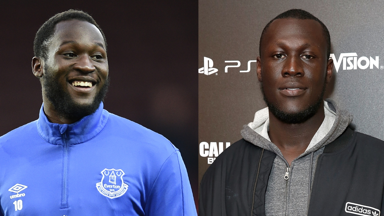 Irish Newspaper mistakes Stormzy for Romelu Lukaku