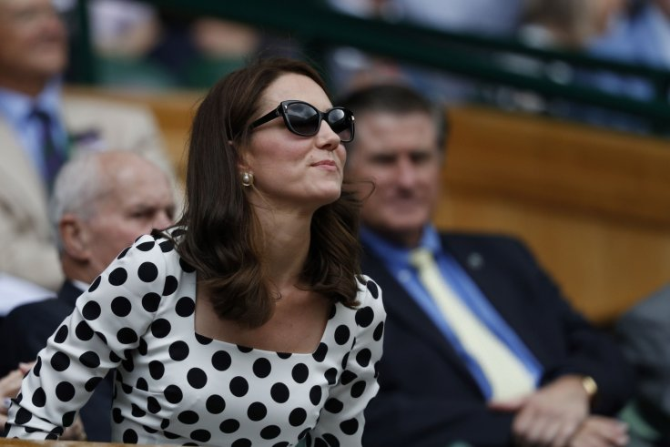Kate Middleton and Andy Murray meet young tennis players virtually