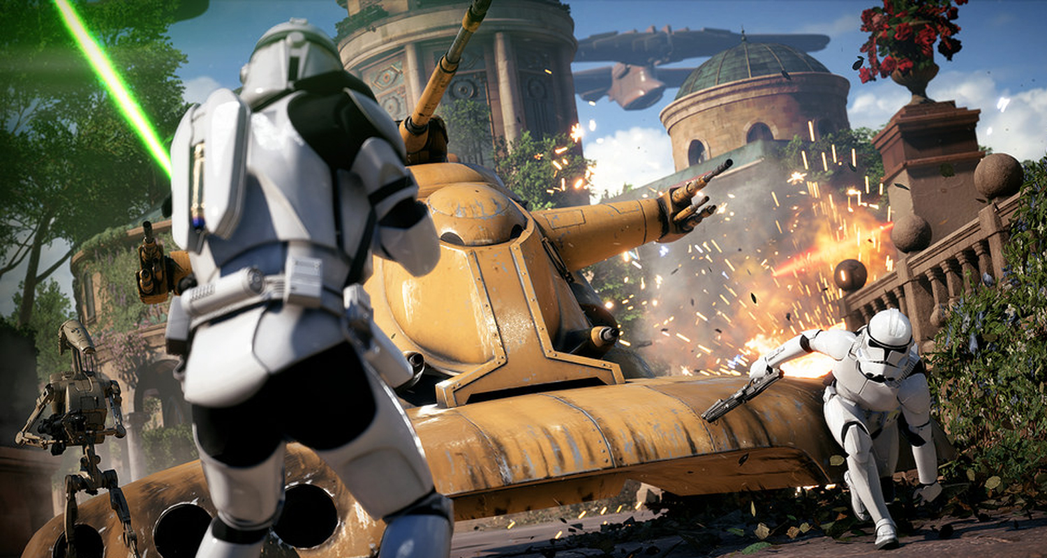 Star Wars Battlefront II Beta Kicks-Off in October