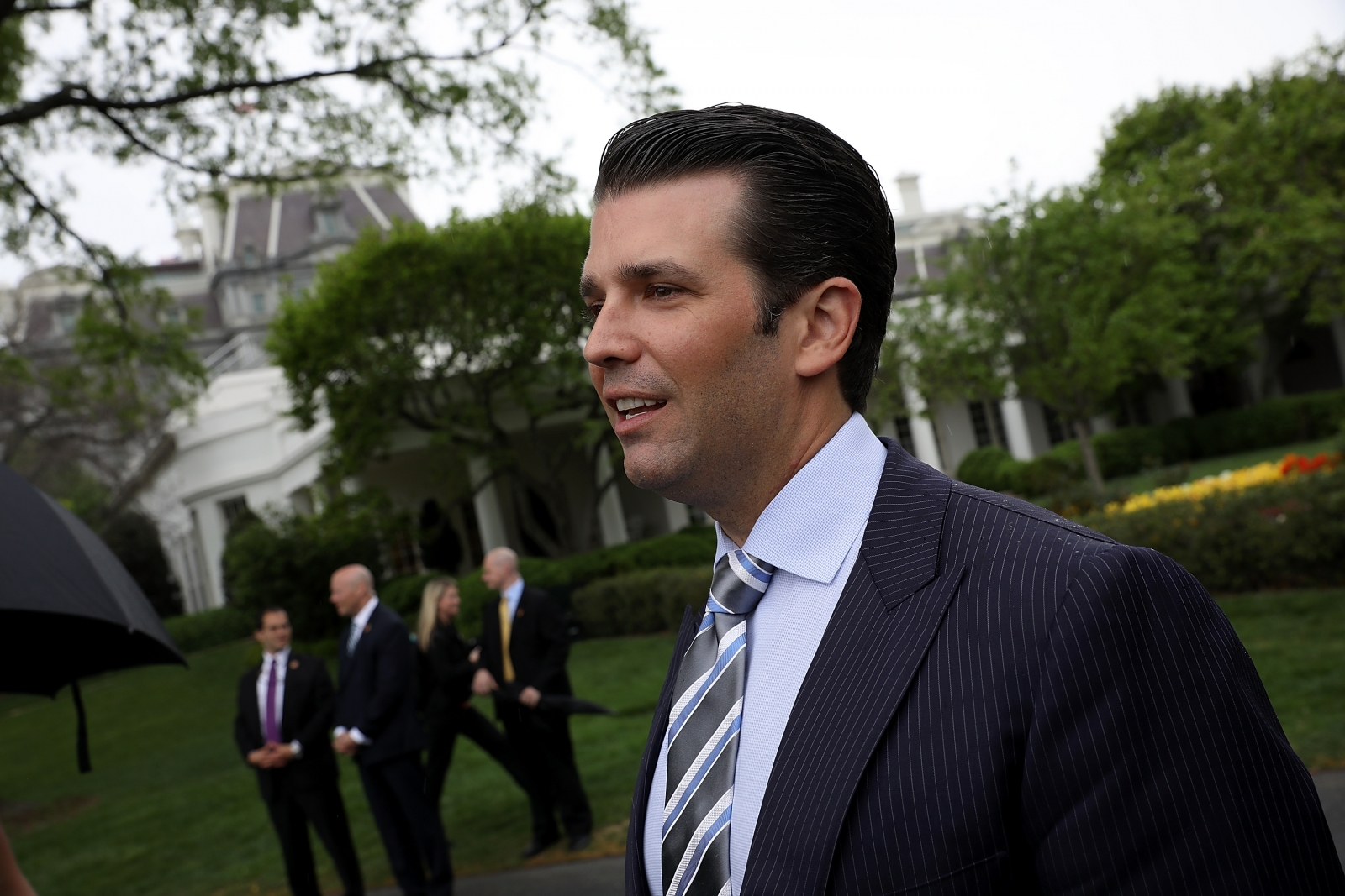 Does Trump Jr.'s Admission He Met Russian Lawyer Suggest The President And VP Lied?