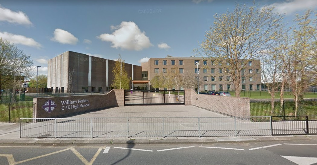 Teenager held after CofE pupil dies following allergic reaction