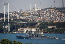 US Navy Black Sea naval exercises