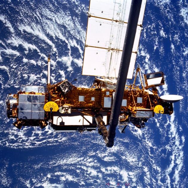 NASA UARS Satellite
